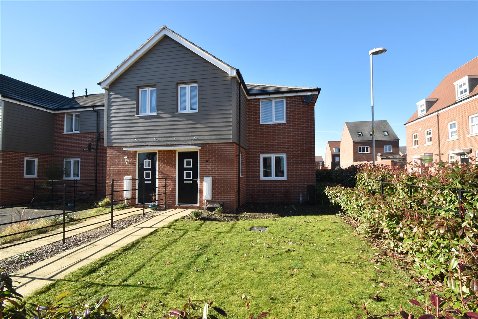 2 Bedrooms End Of Terrace House for sale in Lawley Way, Droitwich